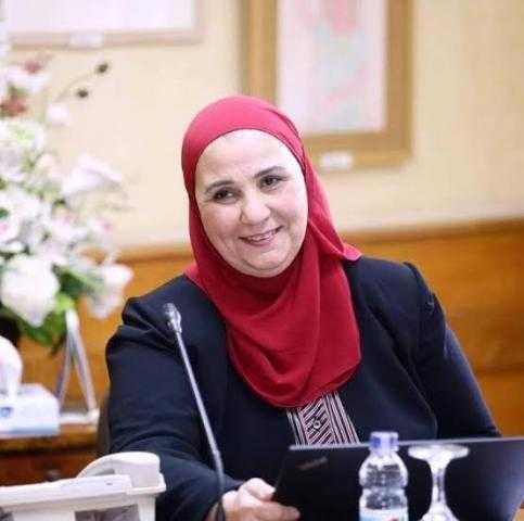 نيفين القباج.. ضمن أهم 7 سيدات مؤثرة على مستوى الوطن العربي