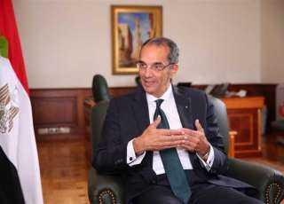 وزير الإتصالات: مصر الرقمية تشجع على الابتكار لتطوير و تطبيق البحوث العلمية و التكنولوجية