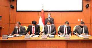 وزير الاتصالات يشهد الإعلان عن شراكات جديدة مع 4 من كبرى شركات التكنولوجيا