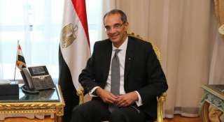 وزير الاتصالات: 2.2 مليون مشترك على منصة مصر الرقمية