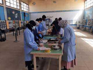 تطوير التعليم: شهادات جدارات معتمدة من اتحاد الصناعات لطلاب المجمعات التكنولوجية