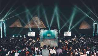 البنك التجاري الدولي يقيم بطولة سي أي بي مصر الدولية المفتوحة للاسكواش 2021 تحت سفح أهرامات الجيزة